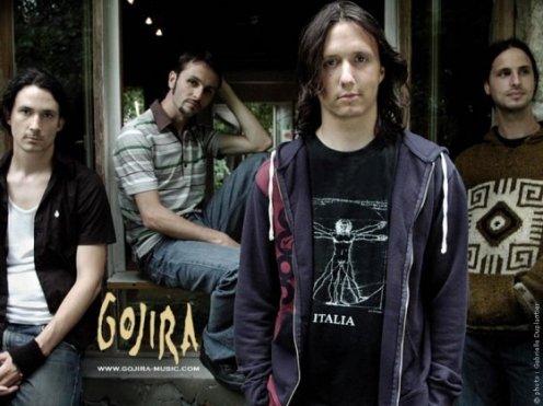 Группа Gojira
