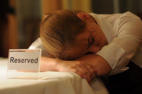 Усталость - это когда